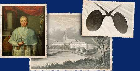 Kolonada history 1700