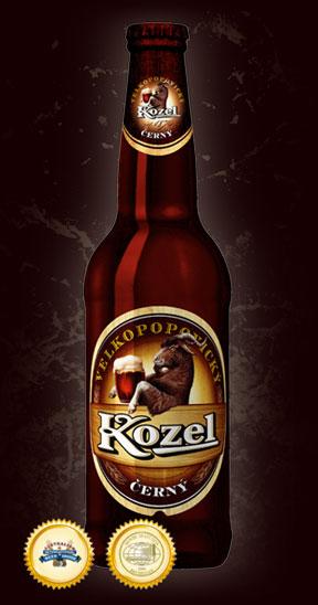 Kozel dark beer